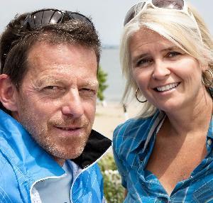 Patrice Drouin & Chantal Lachance