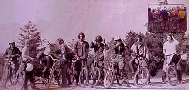 The Cupertino Riders