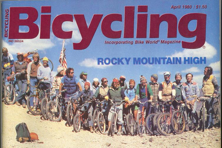 bicycling1980