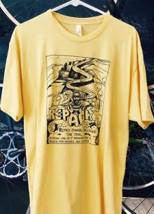 Repack Butter Yellow Shortsleeve