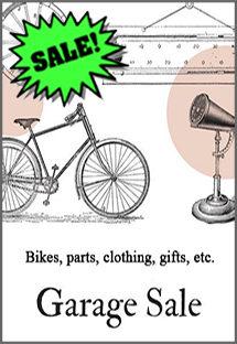 Garage Sale Deals!